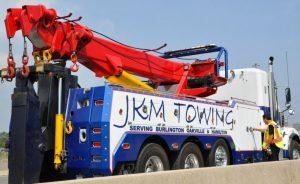 JKM Heavy Towing Burlington